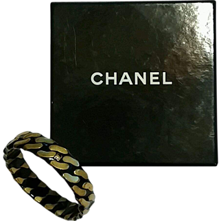 Spectacular *CHANEL Bangle Bracelet* Classic RARE Beauty!!! SPECIAL SALE PRICE!!