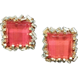 Breathtaking *Coppola e Toppo* Earrings of Timeless Style *SPECIAL PRICE!!