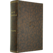 The Personal History of David Copperfield  Published 1900-1920 Hard Cover