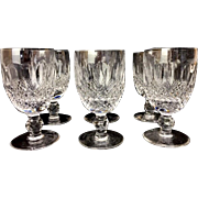 "3 1/4"" Waterford Colleen Cordial Set-Six"