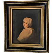 c.1876 Chromolithograph of Beatrice Cenci Published by Colton Zahm Roberts GUIDO RENI
