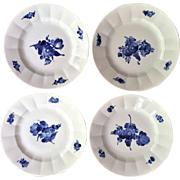 Royal Copenhagen Blue Flowers Angular Pattern 1958-1969