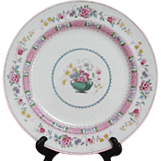 Royal Doulton Dinner Plate C.1911 Urn Pattern HAND PAINTED