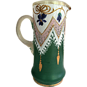 1880-1910 Moser Bohemian Ewer OUTSTANDING