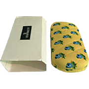 Retired Vera Bradley Eyeglass Case Katherine