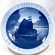 1930 Bing & Grondahl Hans Christian Andersen Commemorative CM66