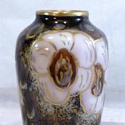 Camille Thauraud Limoges Porcelain Art Deco Cabinet Vase.