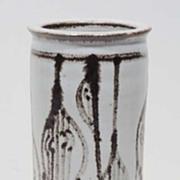 L Hjorth Danish Studio Pottery Vase