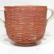 Mid Century HOGANAS Vase