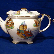 1950s Royal Winton Tea Set Old Canada Le Vieux Canada