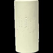 Rosenthal Studio-linie Tapio Wirkkala Pearl Drop Porcelain Vase