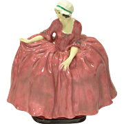 "Vintage Royal Doulton Figure ""POLLY PEACHUM"" HN 550"