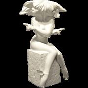 Royal Copenhagen Zodiac Series Gemini Figure MIB