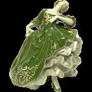 Rosenthal Rococco Dancer Porcelain Figure 1920s