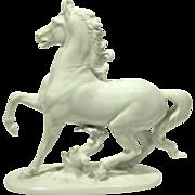 Vintage Rosenthal Fine Porcelain Horse Figure by Theodor Karner