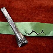 "Victorian Pinking Tool, Make Van Dyke Scalloped Edges 3/4"" Dolls, Trims"