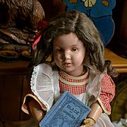 1907 Miniature Book, German Bible Verses