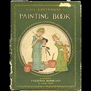 Kate Greenaway Painting Book, Frederick Warne, London & NY