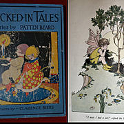 1924 Tucked In Tales, Cute Little Fairy Asks Witch for a Tail, Other Stories