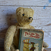 c1905 The Little Toy Bearkins, Small, Scarce Nister Book by John Howard Jewett, Illus. by Rosa Petherick