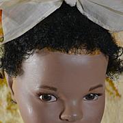 Beautiful Little Black Girl Mannequin by Wolf-Vine / Greneker