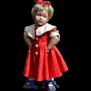 """14"""" Schoenhut 308 Character Girl"""