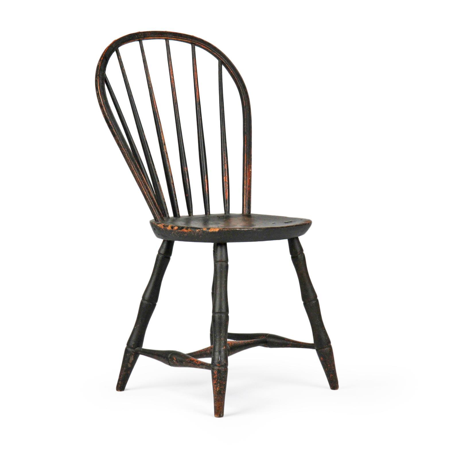 Antique windsor chair - Roll Over Large Image To Magnify Click Large Image To Zoom