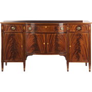 American Federal Style Sideboard by Potthast Brothers, Baltimore