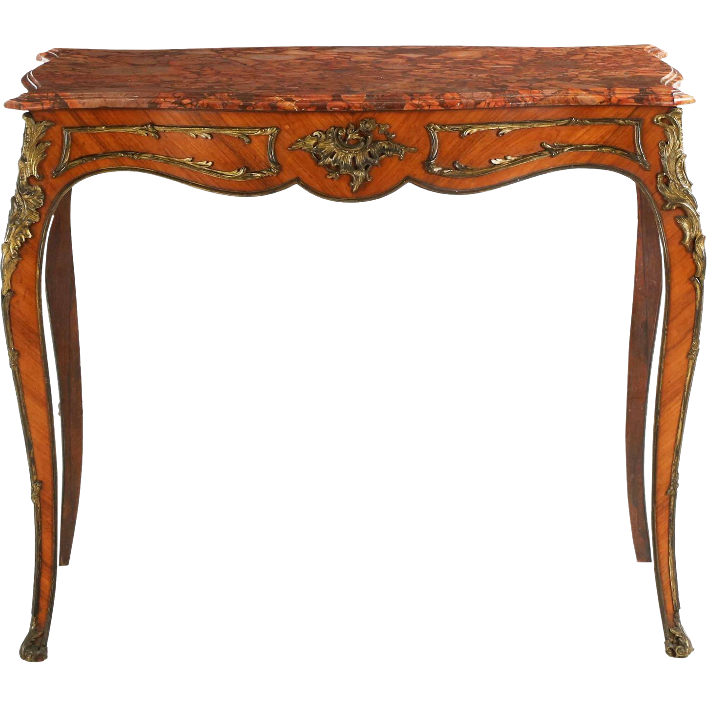 french louis xv style antique center table 19th century from sillafineantiques on ruby lane. Black Bedroom Furniture Sets. Home Design Ideas