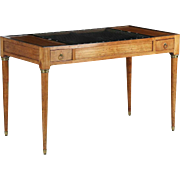 Regency Period Antique Games Table Writing Desk, 19th Century