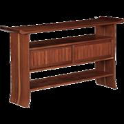 Modern Studio Kusaka Sideboard Console Table by John Reed Fox