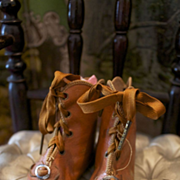 Great Leather Boots for Bebe´s