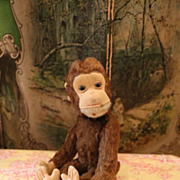 Lovely Tricky Schuco Monkey