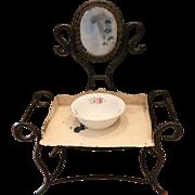 **SALE** Lovely Antique Toilette Table