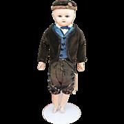 Interesting Early Motschmann Boy
