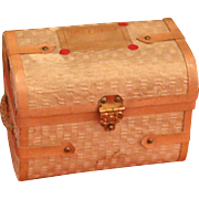 Lovely Little Candy Container Trunk