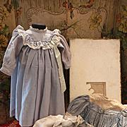 *Attic Found* Box with Original Doll Dresses