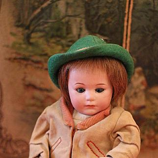 "Lovely Gebrüder Heubach Character Doll ""8420"""