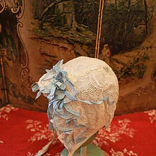 Lovely Antique Bonnet