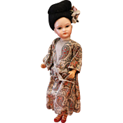 Sonneberg Bisque Asian Child By Mystery Maker