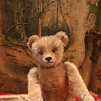 "Rare ""Somersault Bear"" by Steiff Attic Found"