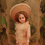 """Lovely German Bique Child Doll """"949"""" by Simon & Halbig"""