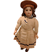 Lovely Antique Sailor Costume for Bebe´s
