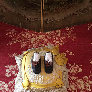 Early Fashion Doll Slippers