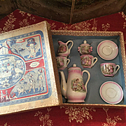 Lovely Original Tee/Café Set in Box