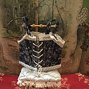 Lovely Old French Corset for Bebe