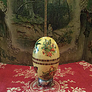 Beautiful Wooden Egg