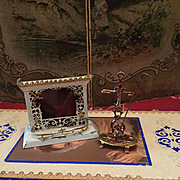 Two Items for Dollhouses
