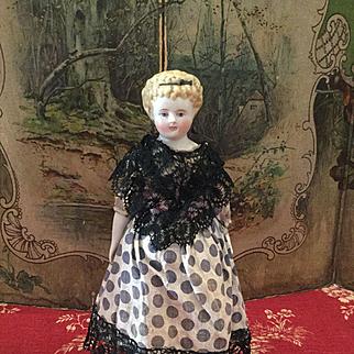 Cute Parian Doll