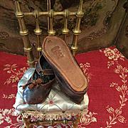 Original Jumeau Shoes